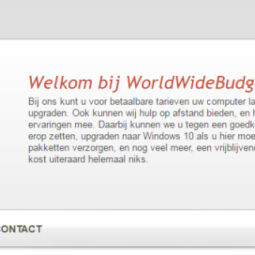 worldwidebudget.nl