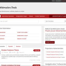 webmastersdeals.nl