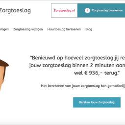 berekenzorgtoeslag.nl