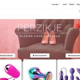 perzikje.nl