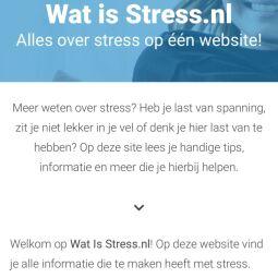 Watisstress.nl