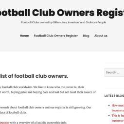 Footballclubowners.com